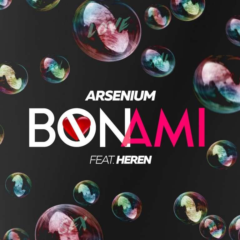 "Arsenium lanseaza videoclipul piesei ""Bon ami"", alaturi de Mianna si Heren"